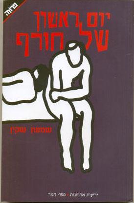 """שמעון שקין """"יום ראשון של חורף"""", הוצאת ידיעות אחרונות, 175 עמודים, 2007."""