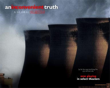 """אמת בלתי נוחה"""" (an inconvenient truth)"""