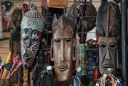 מסיכות אפריקאיות