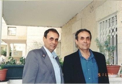 האחים הרצל ובלפור חקק האבות המייסדים
