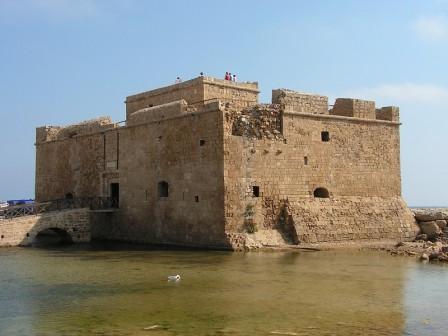 מצודת פאפוס - קפריסין