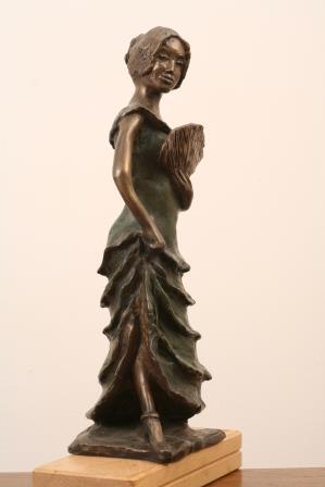 פסל ברונזה