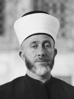 חאג' מוחמד אמין אל חוסייני - 1895-1974