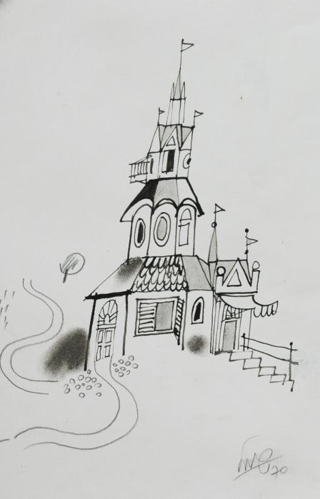דירה להשכיר, הפרדת צבע לקראת דפוס 1970