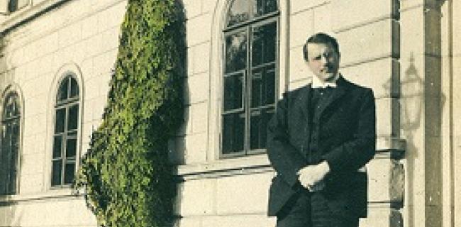 קרל גוסטב יונג, 1910