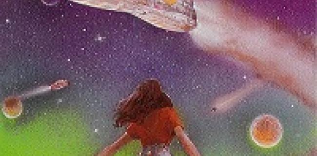מדריך הטרמפיסט לגלקסיה / דאגלס אדמס, עטיפת הספר