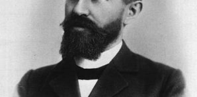"""אויגן בלוילר (1857-1939) - הפסיכיאטר השווייצרי שטבע את המונח """"סכיזופרניה"""""""