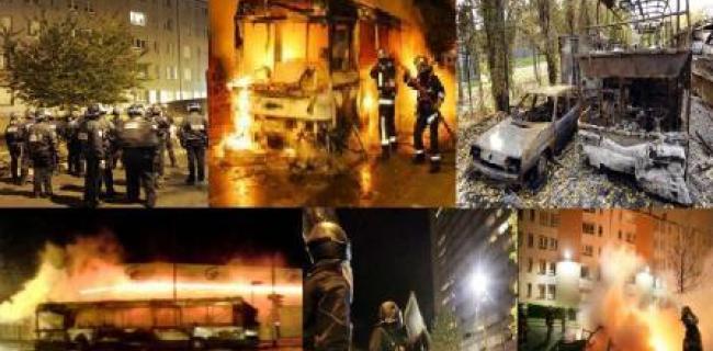 מהומות 2005 בצרפת