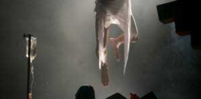 מלאכים באמריקה. תיאטרון בית צבי