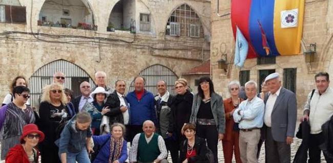 השואה הארמנית -  צעקה שלא  מוותרת