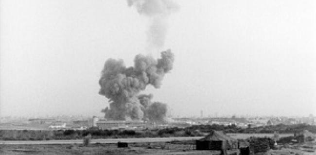 פיגוע התאבדות של חזבאללה באמצעות משאית תופת בבסיס חיל הנחתים האמריקני בביירות ב-23 באוקטובר 1983
