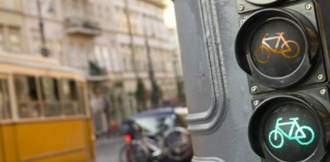 אופניים - פתרון בעיית הצמתים העירוניים