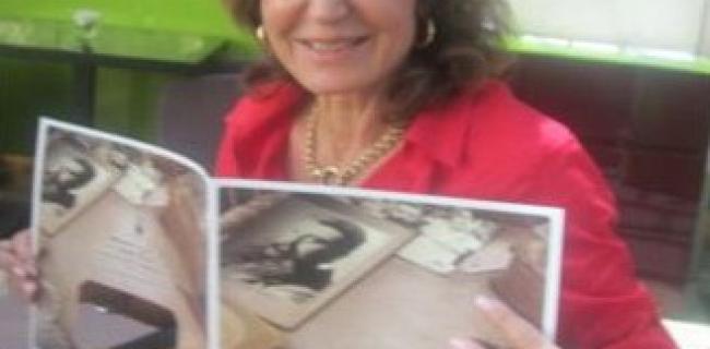 דליה פרקס - פעילת הבונדס בביקור מולדת וגעגועים לילדות