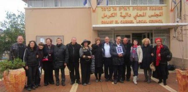 מפגש סופרים יהודים ודרוזים