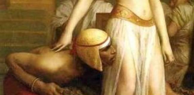 הורדוס, קליאופטרה וכל השאר
