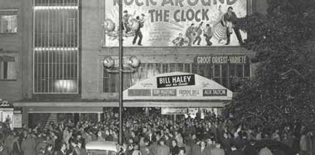 ההיסטוריה של הקולנוע
