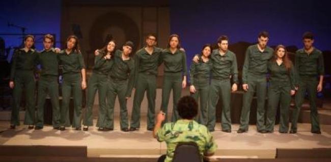 המחזמר הלהקה בתיאטרון רמת גן - ביקורת