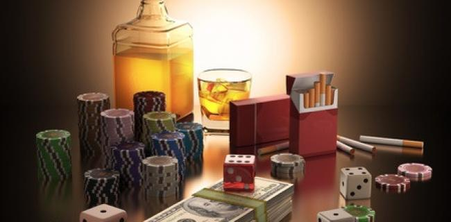 הקשר בין התמכרות להימורים ואלכוהול