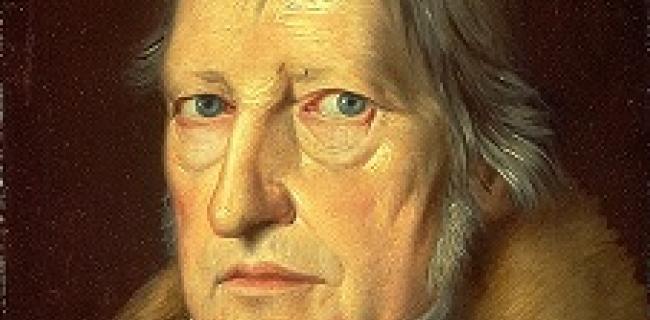 גאורג וילהלם פרידריך הגל (בגרמנית: Georg Wilhelm Friedrich Hegel; 27 באוגוסט 1770 – 14 בנובמבר 1831)