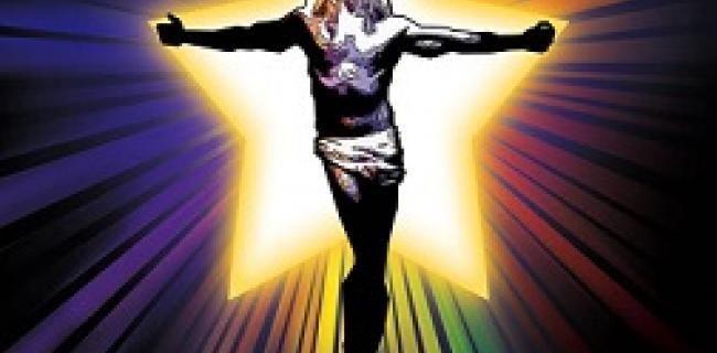 """כרזת הסרט """"ישו כוכב עליון"""""""