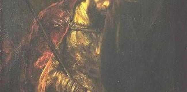שאול המלך - רמברנדט