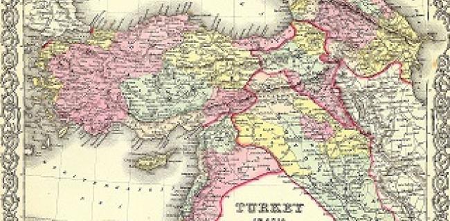 מפה מ 1865