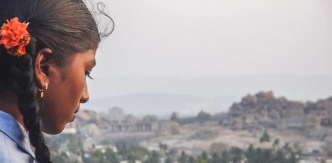 מסע בהודו / תערוכת צילום של יוליה ספקטור
