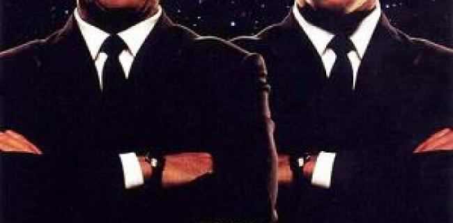 כרזת הסרט גברים בשחור
