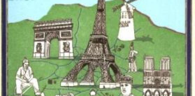 פריזאים - היסטוריה הרפתקנית של פריז / גרהם רוב
