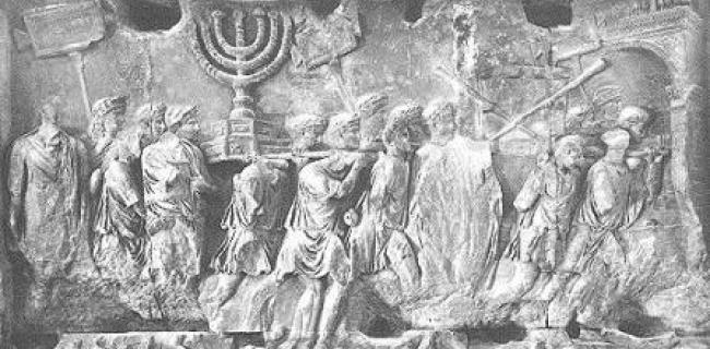 תבליט על שער טיטוס
