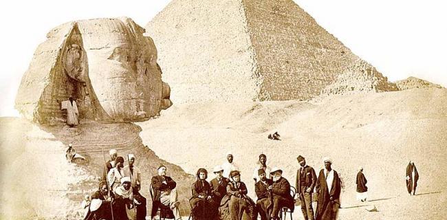 פסל ספינקס התגלה בצפון ישראל