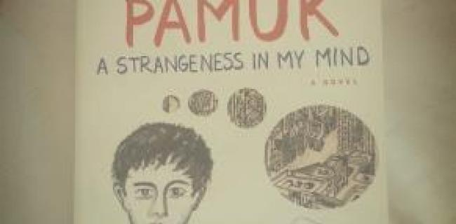 A Strangeness in My Mind / Orhan Pamuk
