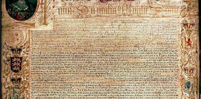 אמנת האיחוד הובילה לממלכת בריטניה הגדולה