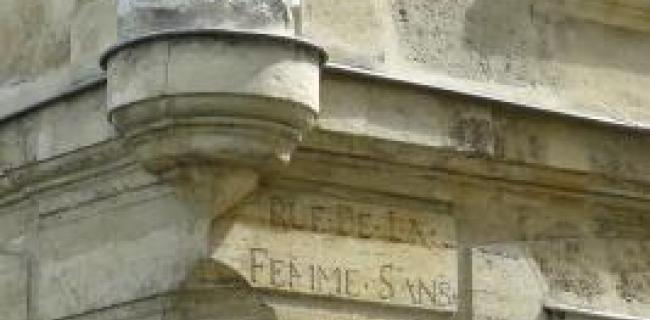 אישה בלי ראש פריז