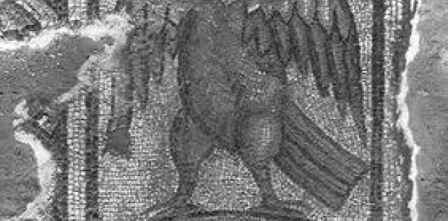 פסיפס בית הכנסת ביפיע, המאה הרביעית לספירה
