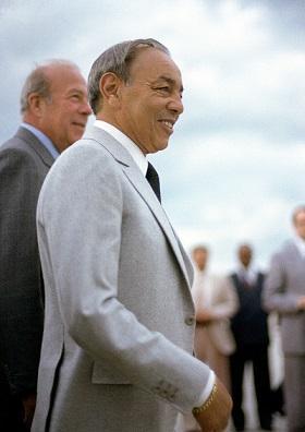 חסן השני (1929-1999).
