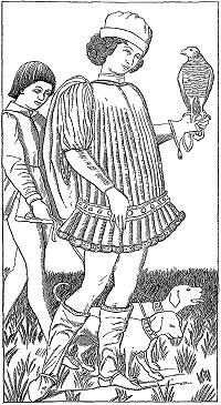 אציל איטלקי מהמאה ה-15
