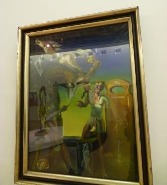 דאלי - מוזיאון פומפידו פריז