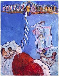 שרלוטה סלומון, סיפור לפני השינה (1942)