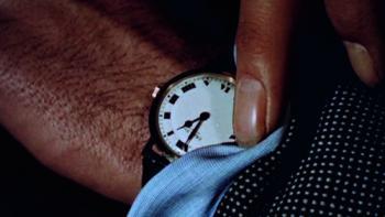 השעון / כריסטיאן מרקליי במוזיאון ישראל
