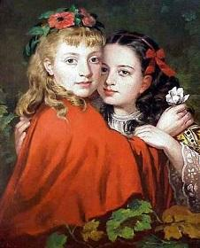 אחיות בגיל העשרה, ג'יימס קולינסון