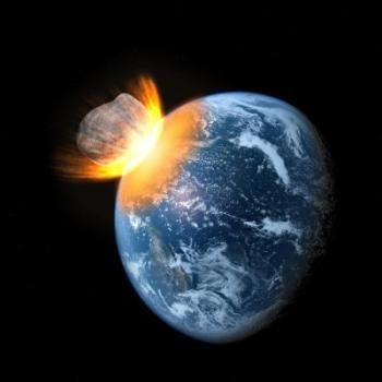 סוף העולם: יירוט אסטרואיד בדרכו לכדור הארץ