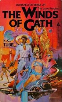"""""""הרוחות של גאת'"""" 1967, הספר הראשון בסדרת """"דומארסט של טרה"""""""
