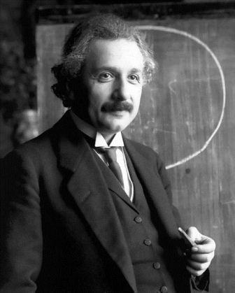 אלברט איינשטיין: 1921