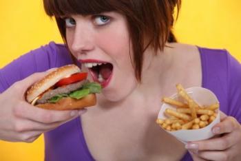 מזון מהיר נגד תזונת ילדים בריאה