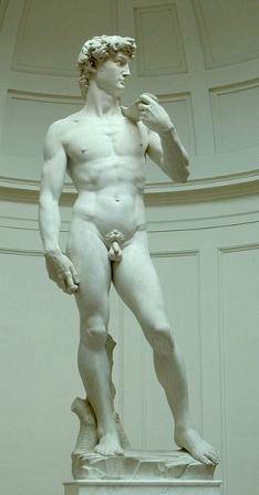 פסל דוד של מיכאלאנג'לו
