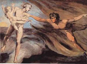 ציור ויליאם בלייק