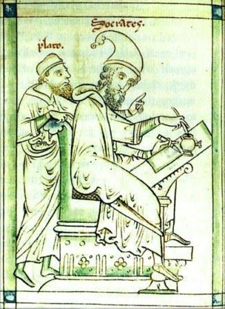 החנופה ככלי על פי סוקרטס ואפלטון
