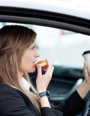 מזון מהיר - מזון בתנועה