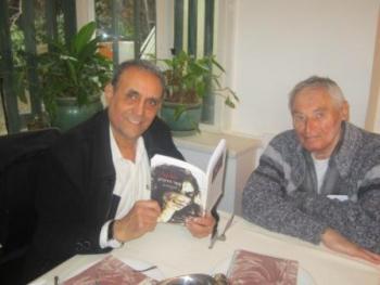 ספר זיכרון לדמותה של עזה צבי - ראיון עם משה גנן